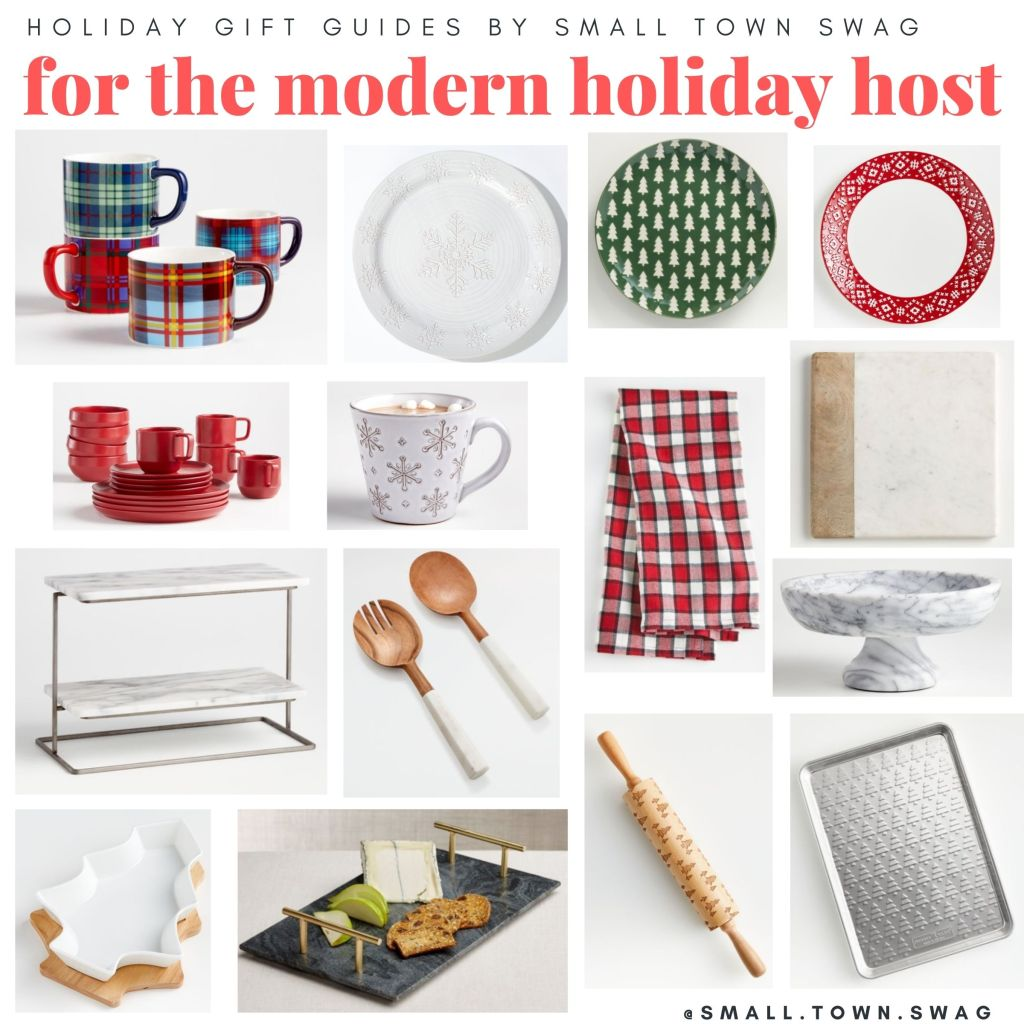 holiday decor and hosting